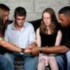 small-group-praying